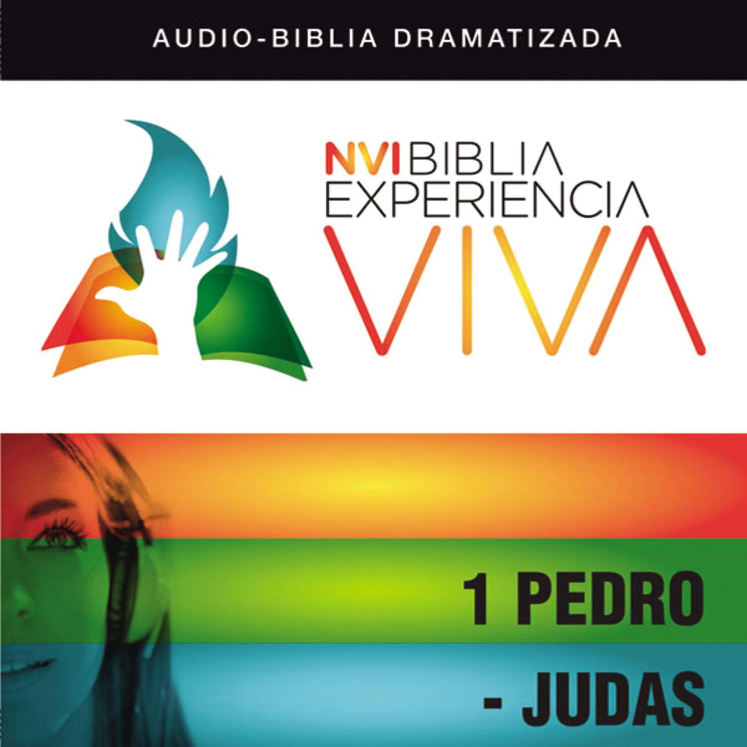 Printable NVI Experiencia Viva: 1 Pedro-Judas Audiobook Cover Art