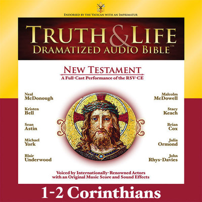RSV, Truth and Life Dramatized Audio Bible New Testament: 1 and 2 Corinthians, Audio Download Audiobook, by Zondervan