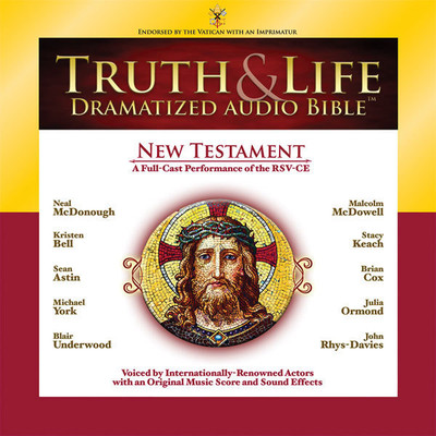 RSV, Truth and Life Dramatized Audio Bible New Testament, Audio Download Audiobook, by Zondervan
