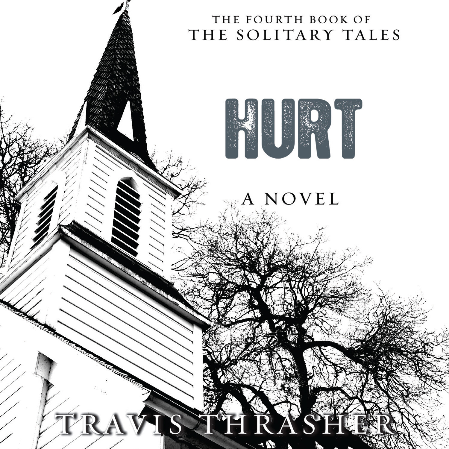 Printable Hurt: A Novel Audiobook Cover Art
