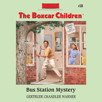 Bus Station Mystery Audiobook, by