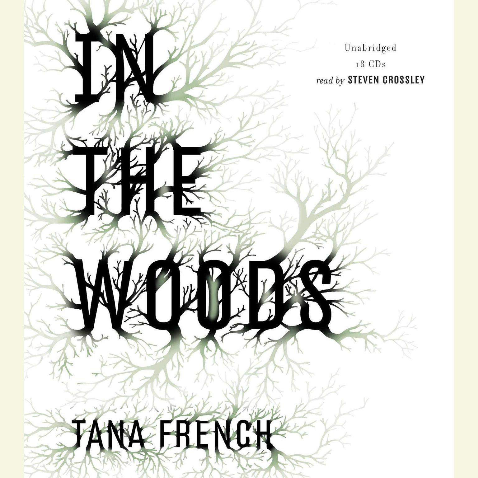 Printable In the Woods: A Novel Audiobook Cover Art