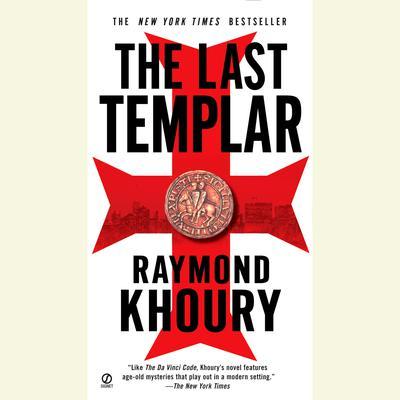 The Last Templar Audiobook, by Raymond Khoury