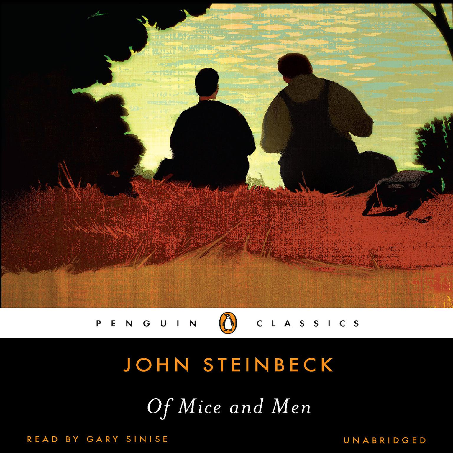 Of Mice and Men - Audiobook by John Steinbeck