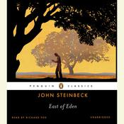 East of Eden Audiobook, by John Steinbeck