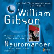 Neuromancer, by William Gibson