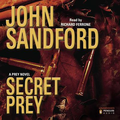 Secret Prey Audiobook, by John Sandford