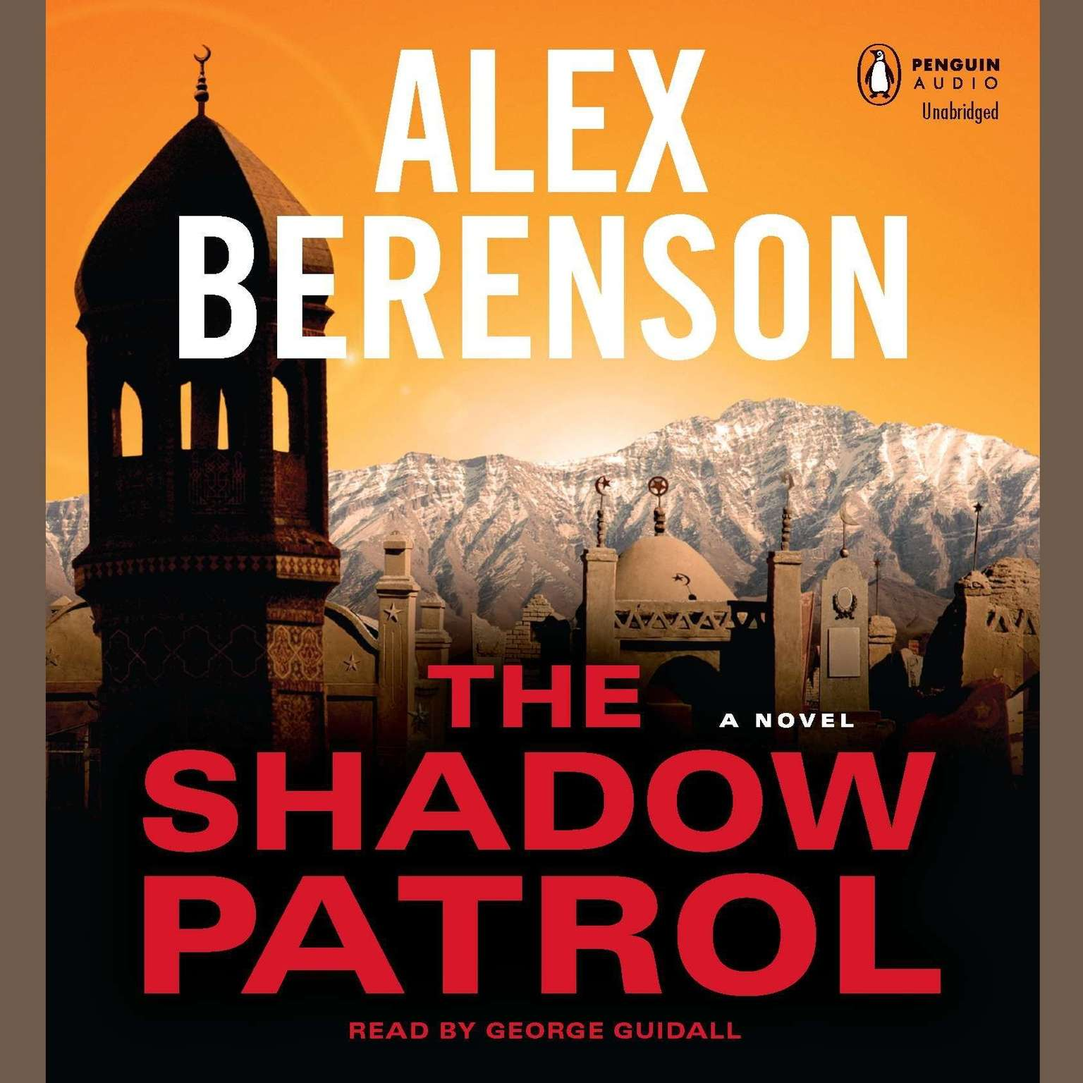 Printable The Shadow Patrol Audiobook Cover Art
