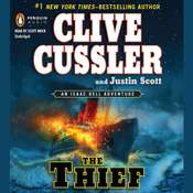 The Thief Audiobook, by Clive Cussler, Justin Scott