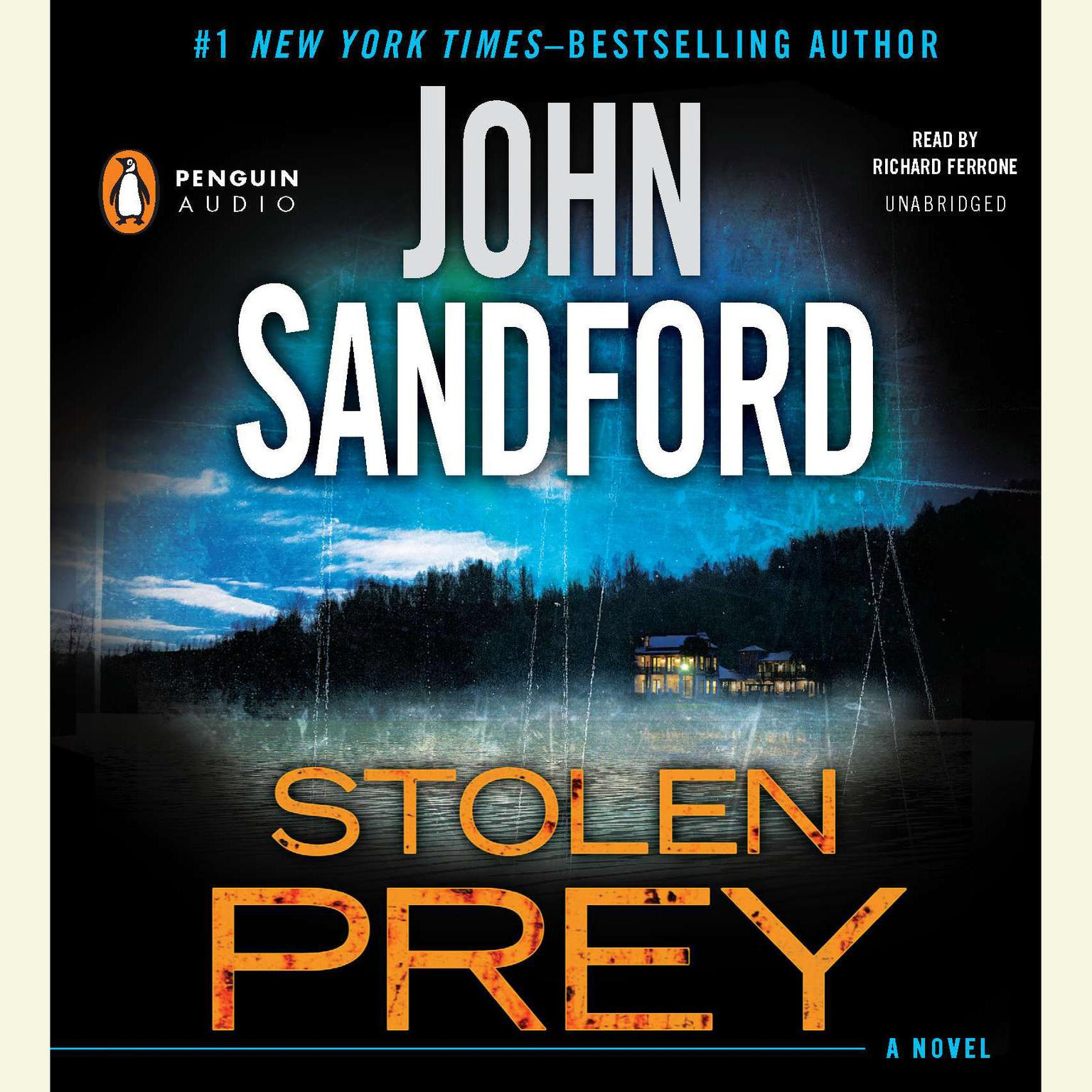Printable Stolen Prey Audiobook Cover Art