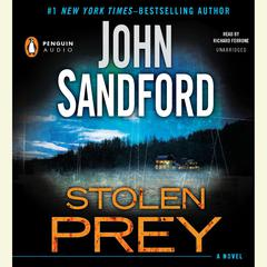 Stolen Prey Audiobook, by John Sandford