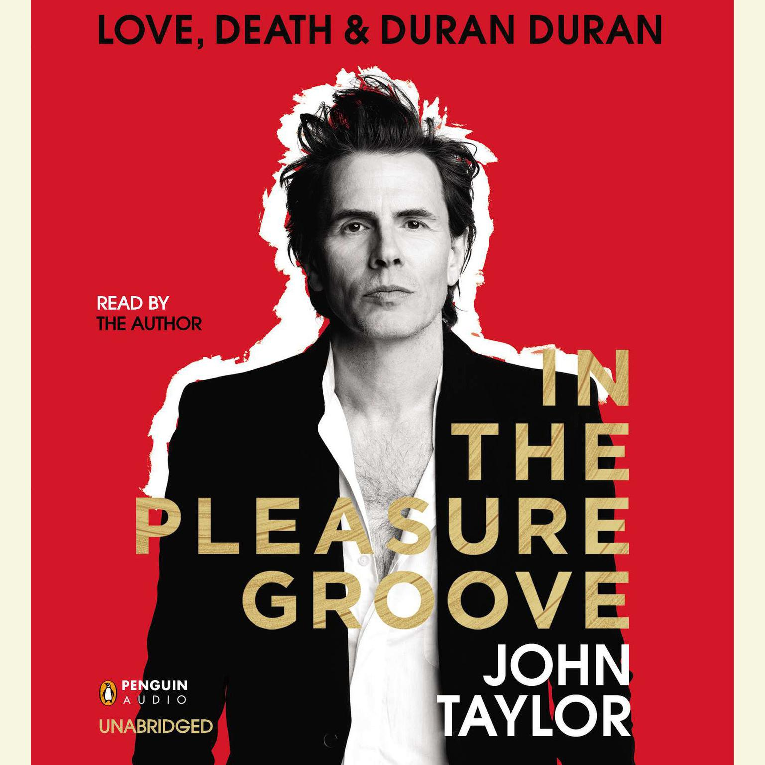 Printable In the Pleasure Groove: Love, Death, and Duran Duran Audiobook Cover Art