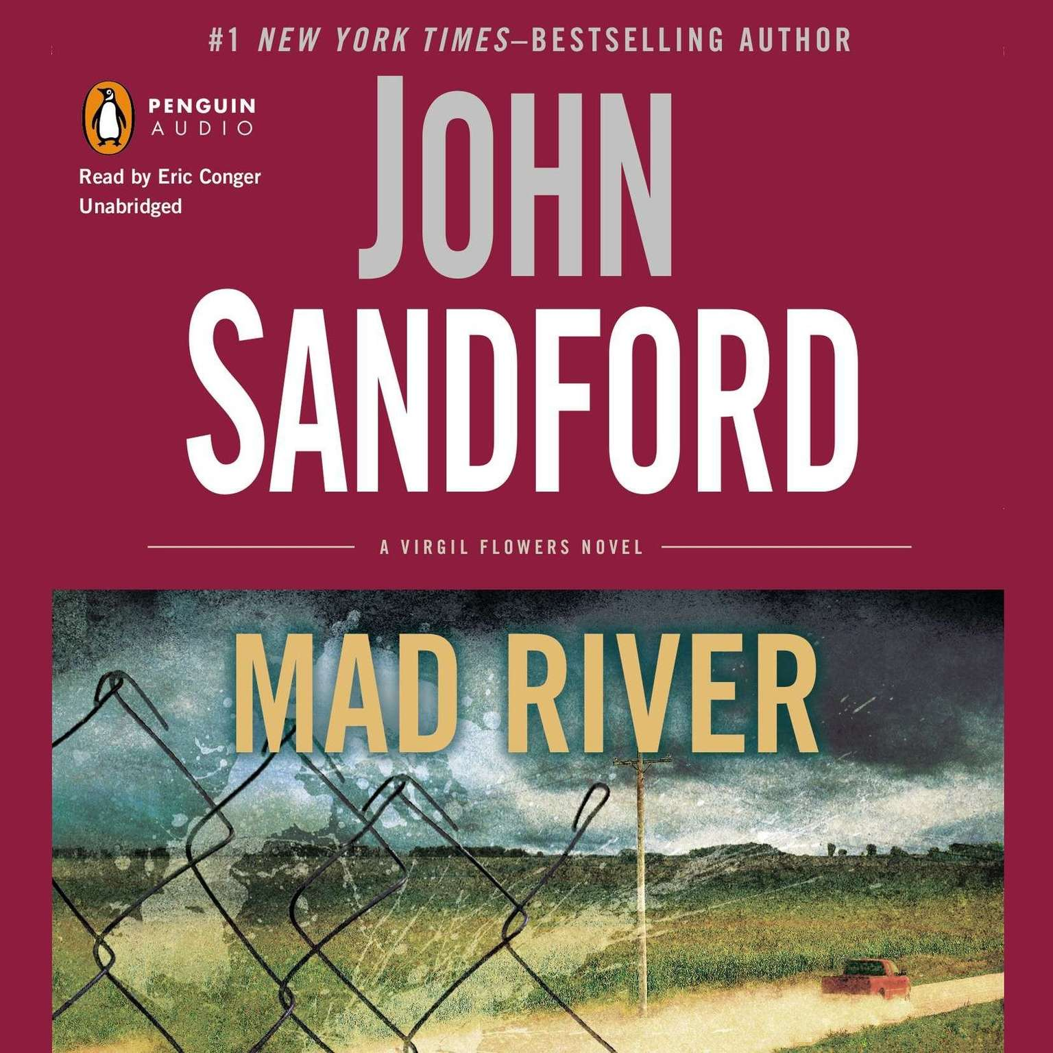 Printable Mad River Audiobook Cover Art