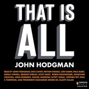 That Is All Audiobook, by John Hodgman