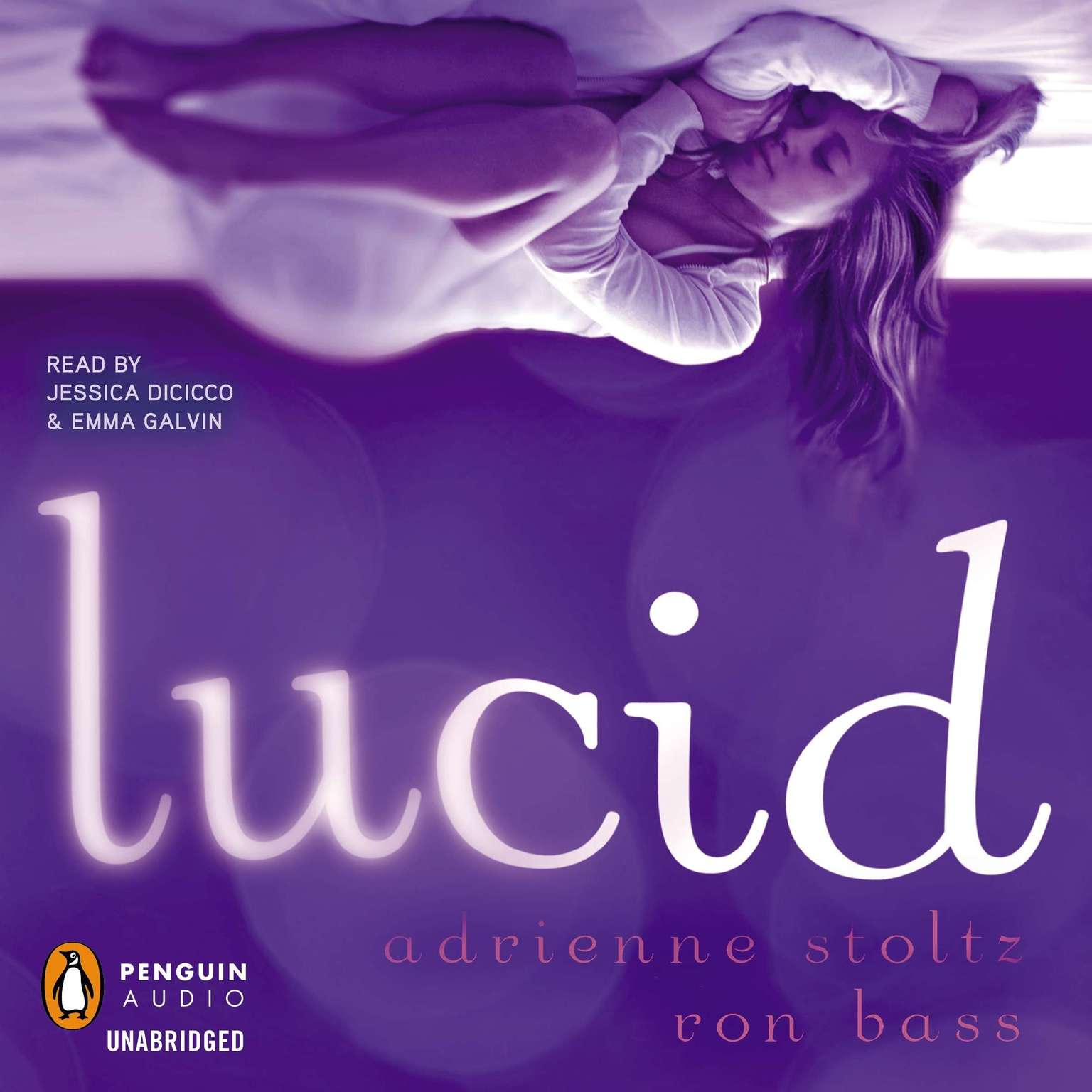 Printable Lucid: First Edition Audiobook Cover Art