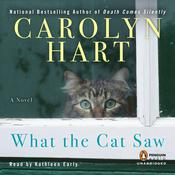 What the Cat Saw Audiobook, by Carolyn Hart