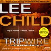 Tripwire Audiobook, by Lee Child