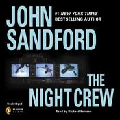 The Night Crew Audiobook, by John Sandford