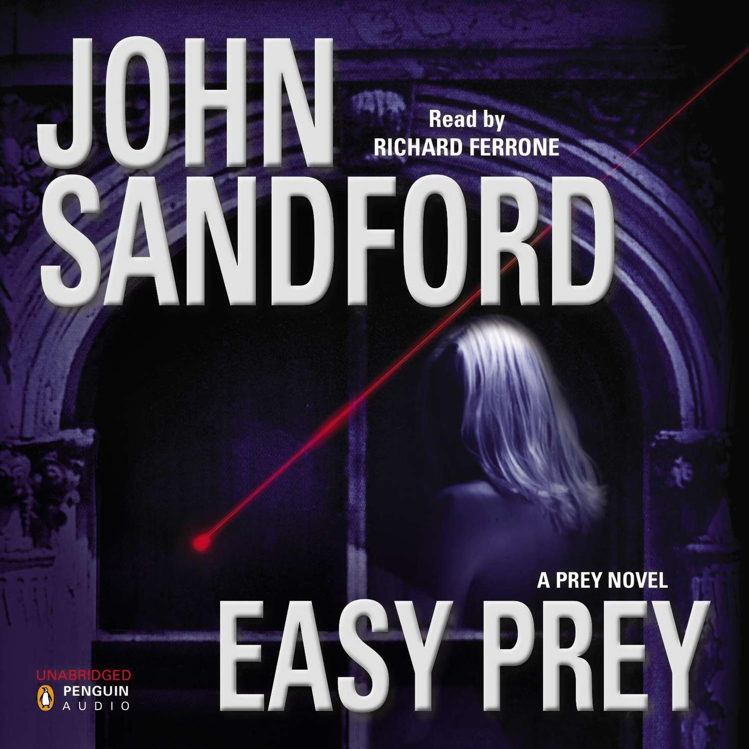 Printable Easy Prey Audiobook Cover Art