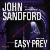 Easy Prey Audiobook, by John Sandford