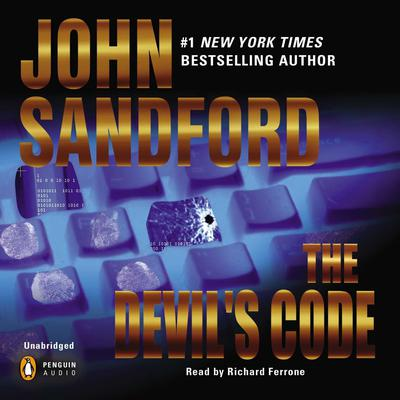 The Devils Code Audiobook, by John Sandford