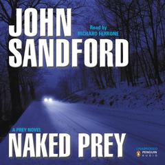 Naked Prey Audiobook, by John Sandford