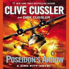 Poseidons Arrow Audiobook, by Clive Cussler, Dirk Cussler