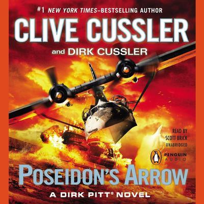 Poseidons Arrow Audiobook, by Clive Cussler