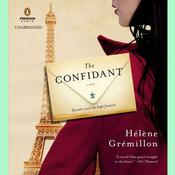 The Confidant: A Novel Audiobook, by Hélène Grémillon
