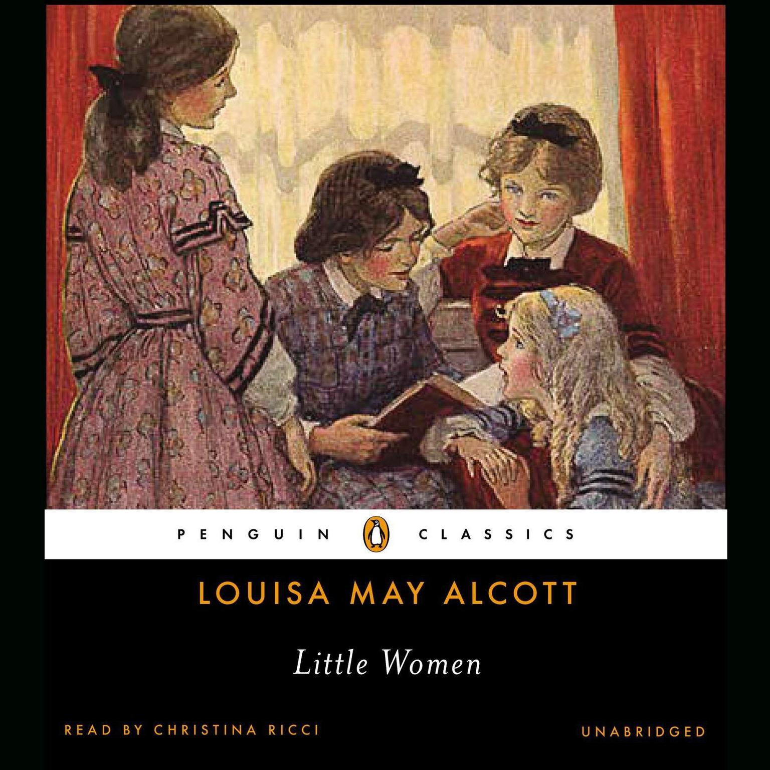 Printable Little Women: (Penguin Classics Deluxe Edition) Audiobook Cover Art