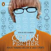 Colin Fischer Audiobook, by Ashley E. Miller, Ashley Edward Miller, Zack Stentz