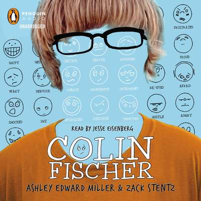 Colin Fischer Audiobook, by Ashley Edward Miller