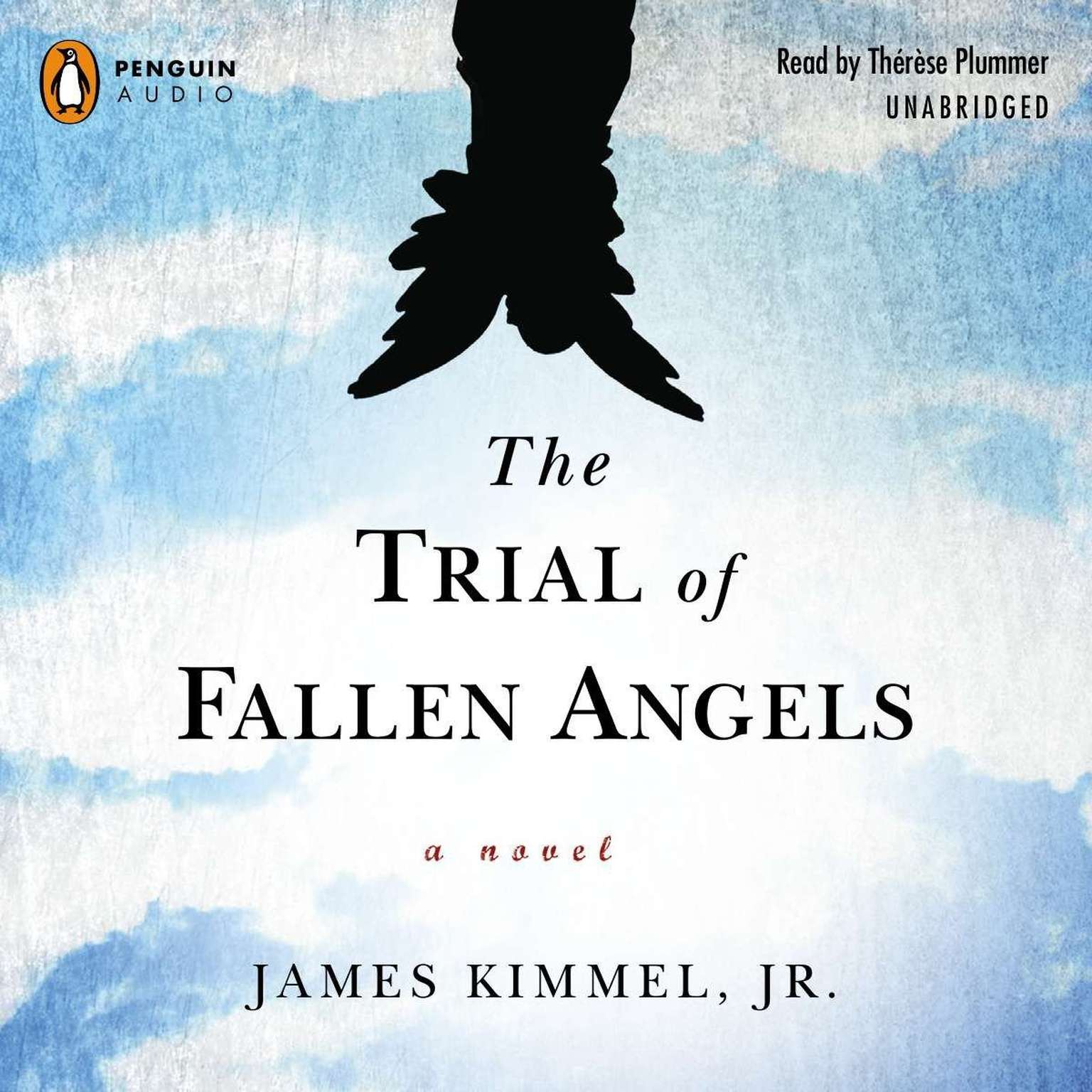 Printable The Trial of Fallen Angels Audiobook Cover Art