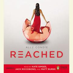Reached Audiobook, by Ally Condie
