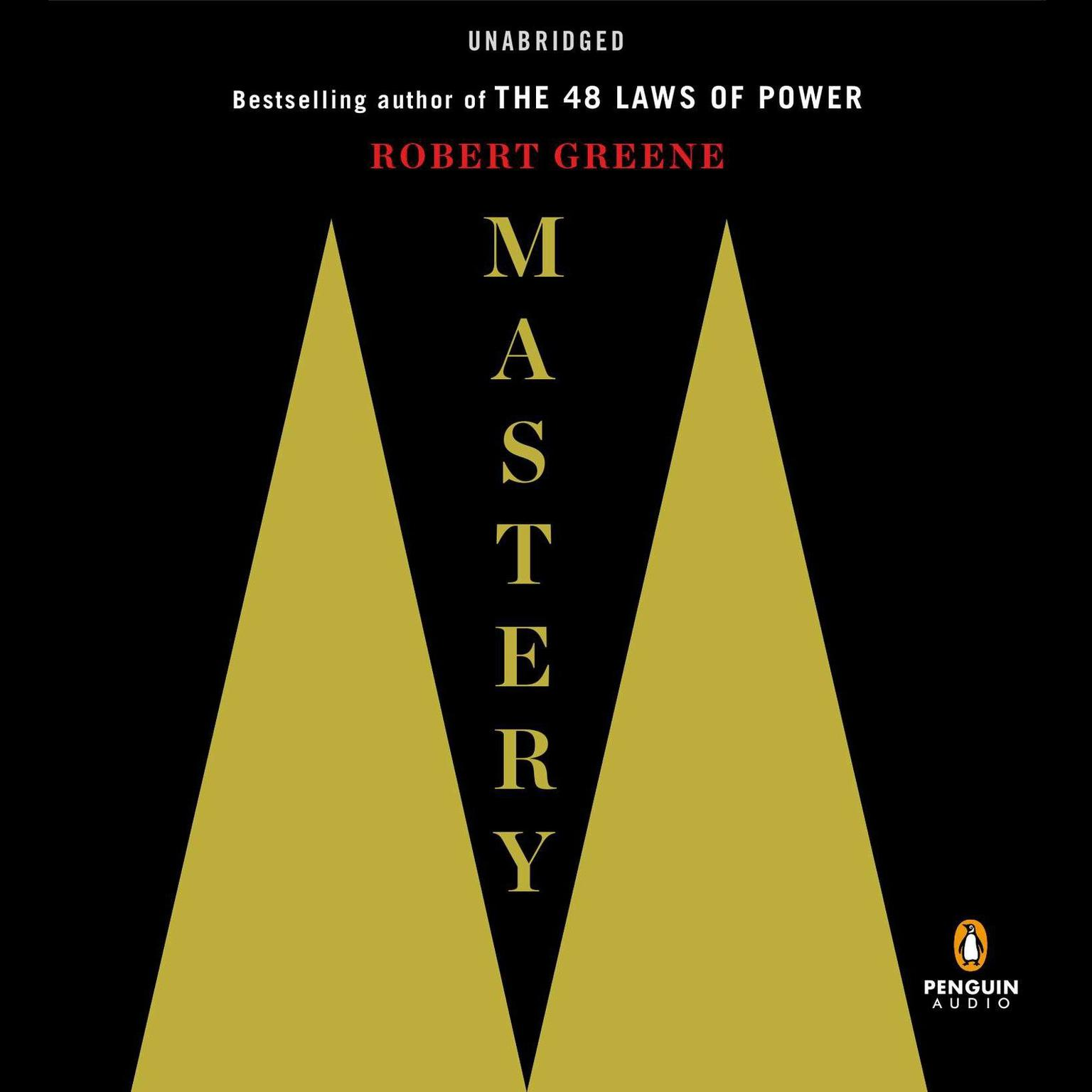 Printable Mastery Audiobook Cover Art