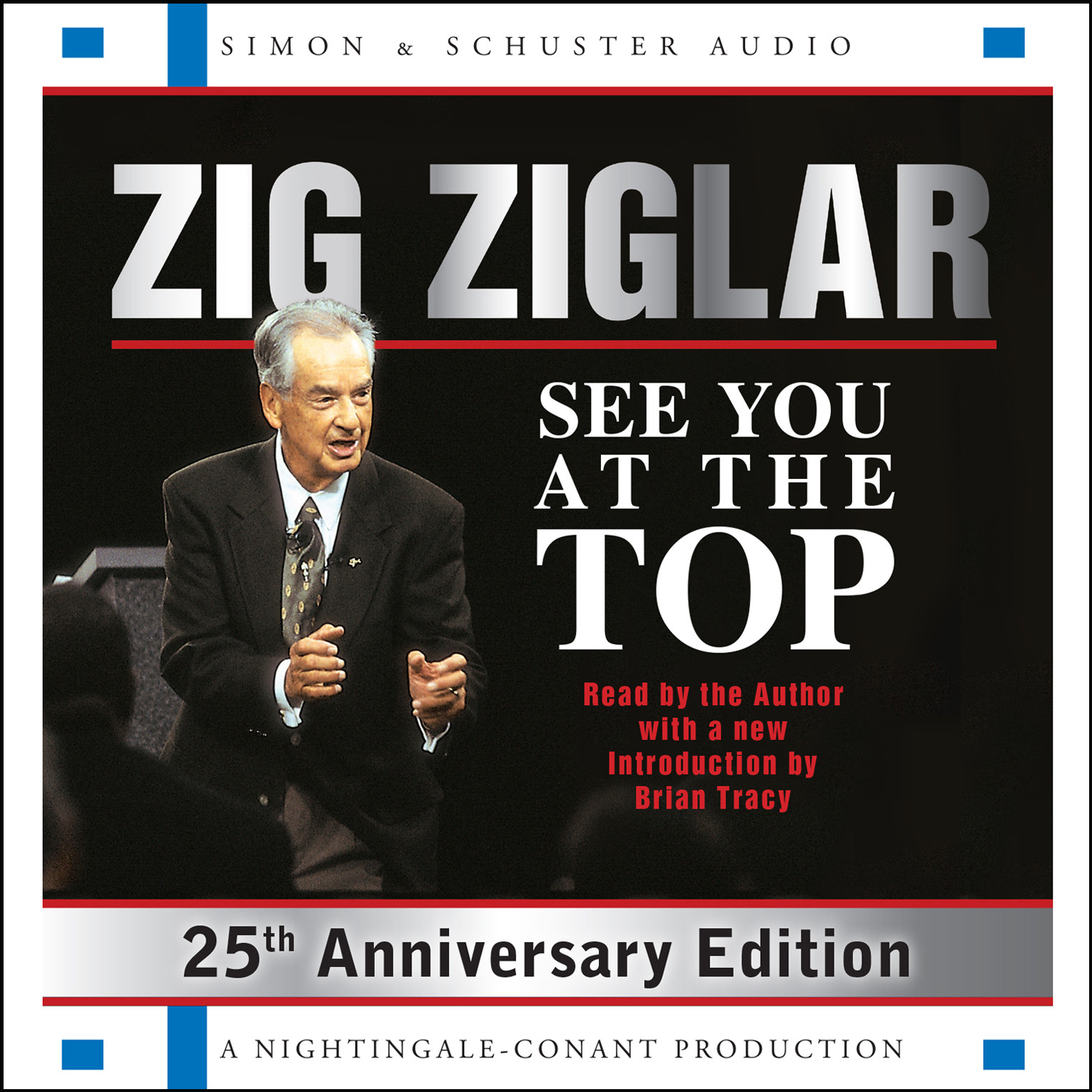 Printable See You At The Top: 25th Anniversary Edition Audiobook Cover Art