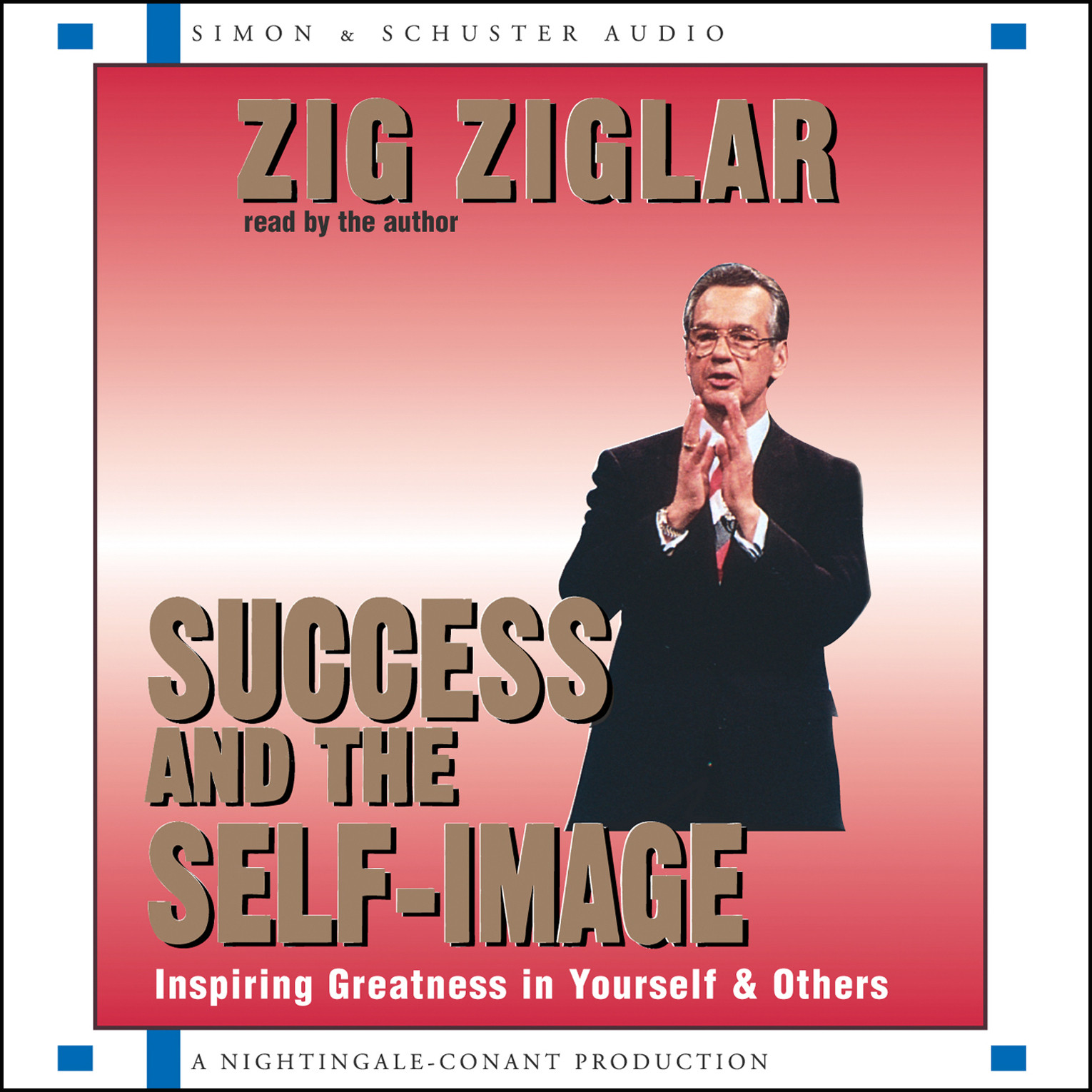 Printable Success and the Self-Image: Inspiring Greatness in Yourself and Others Audiobook Cover Art