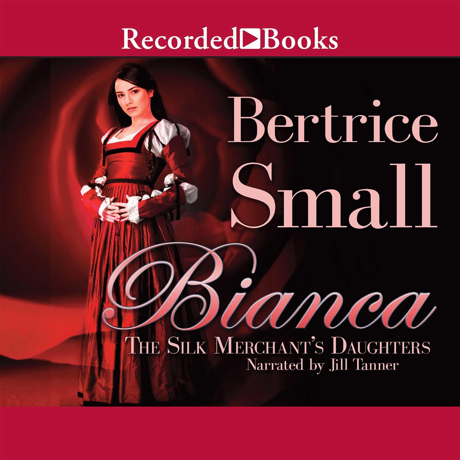 Printable Bianca Audiobook Cover Art