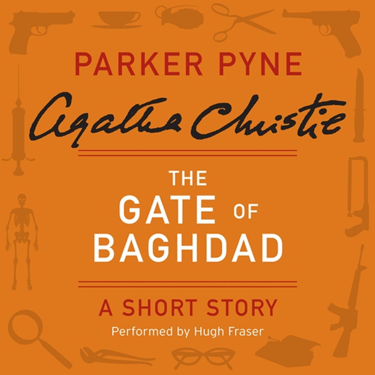 Printable The Gate of Baghdad: A Short Story Audiobook Cover Art