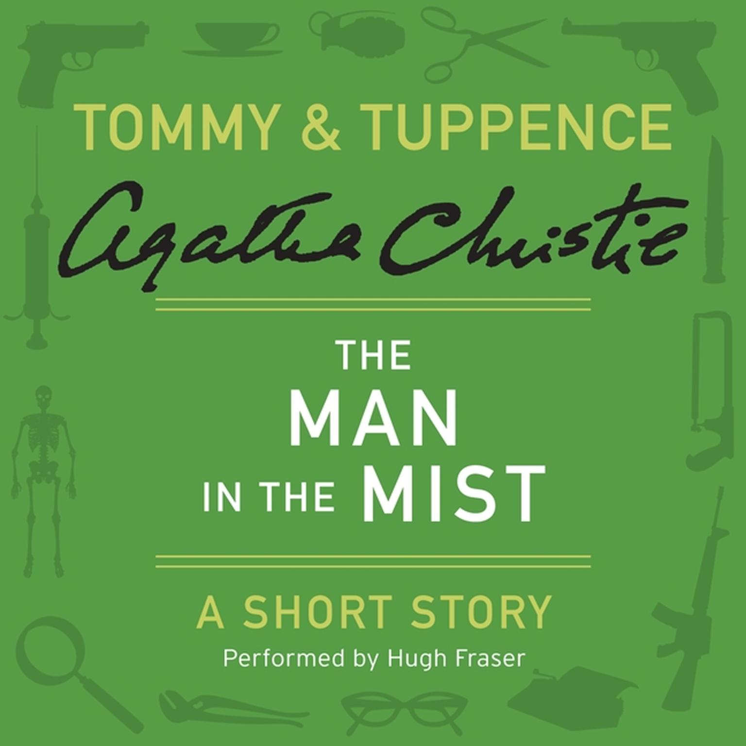 Printable The Man in the Mist: A Tommy & Tuppence Short Story Audiobook Cover Art