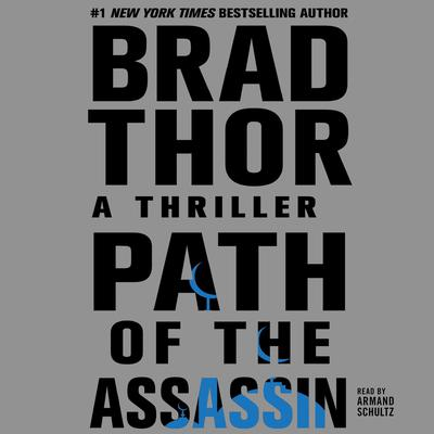 Path of the Assassin: A Thriller Audiobook, by