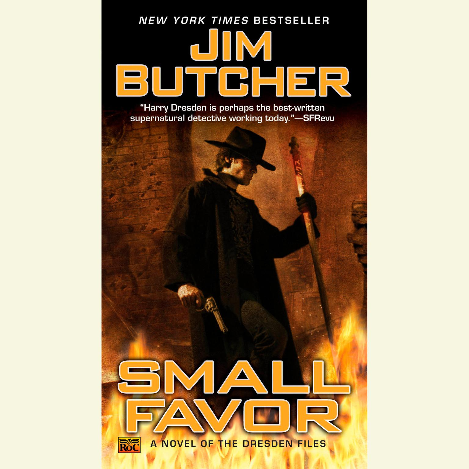 Printable Small Favor Audiobook Cover Art