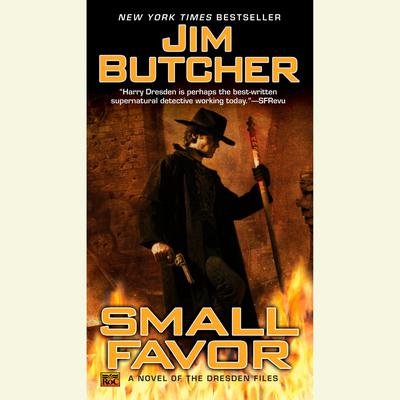 Small Favor Audiobook, by Jim Butcher
