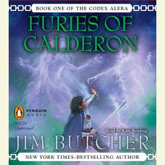 Furies of Calderon: Book One of the Codex Alera Audiobook, by Jim Butcher