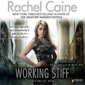 Working Stiff: A Revivalist Novel, by Rachel Caine