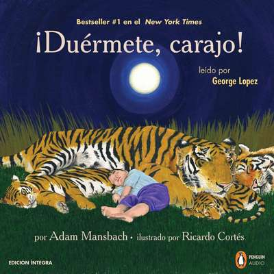 ¡ Duérmete, carajo! Audiobook, by Adam Mansbach