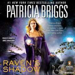 Ravens Shadow Audiobook, by Patricia Briggs