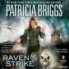 Ravens Strike Audiobook, by Patricia Briggs