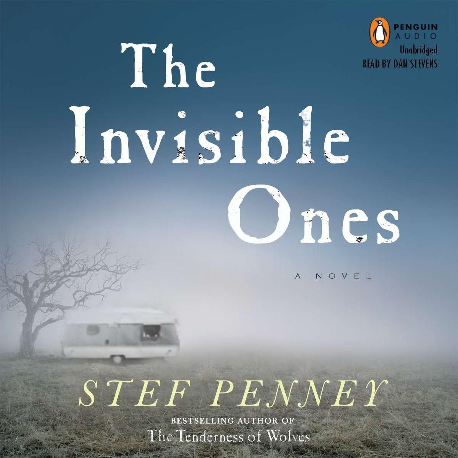 Printable The Invisible Ones Audiobook Cover Art
