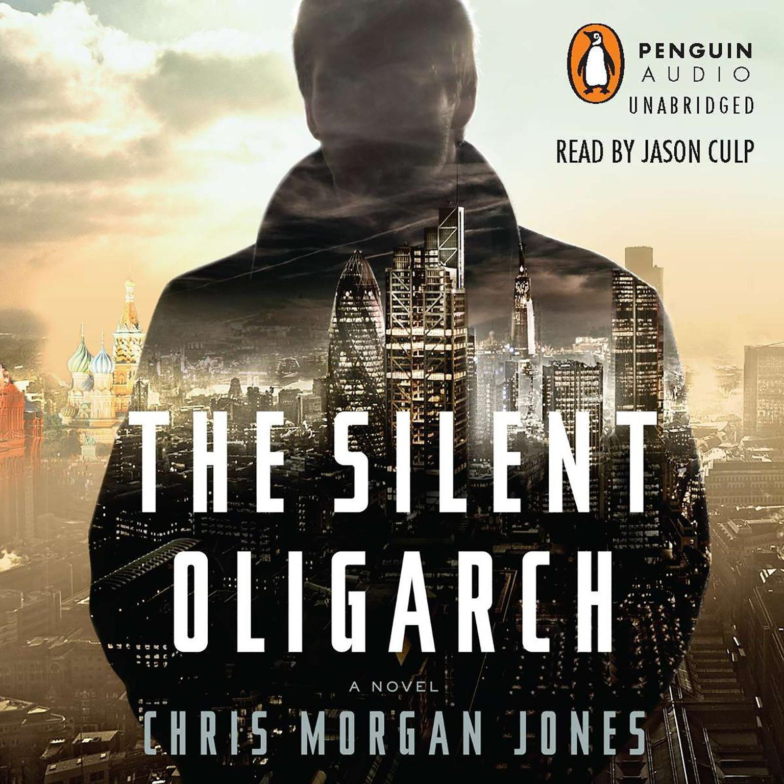 Printable The Silent Oligarch Audiobook Cover Art